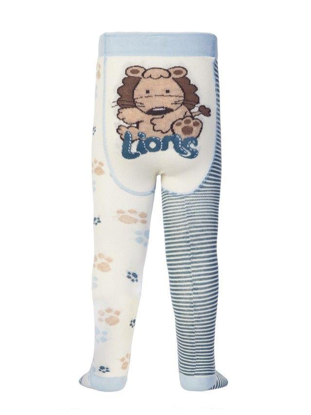 Rajstopy dziecięce TIP-TOP 14С-79СП, r.80-86 (14),356 mleczny-jeans - 1
