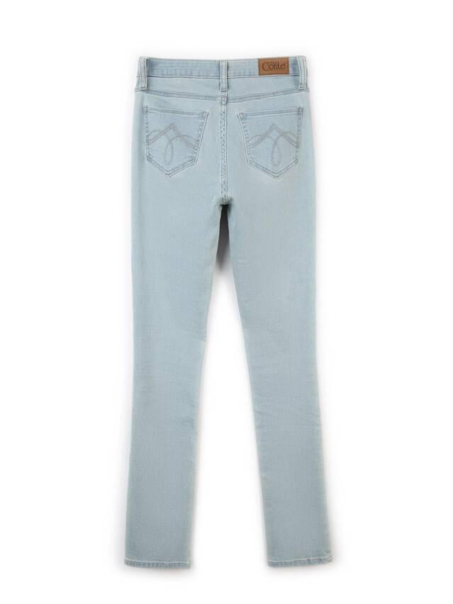 Spodnie denim CONTE ELEGANT CON-45, r.164-90, błękitny - 4