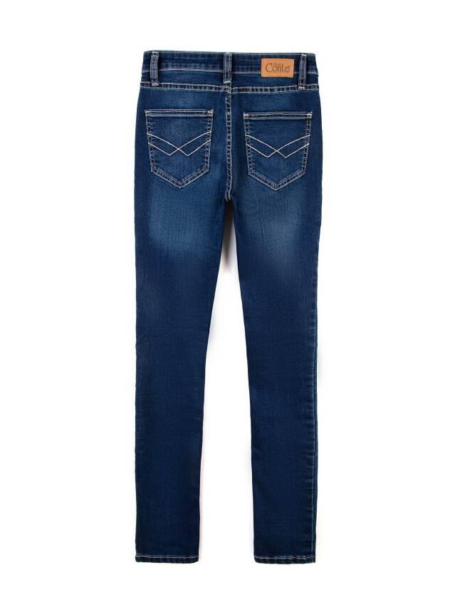 Spodnie jeansowe damskie CONTE ELEGANT CELG 4640/4915D, r.170-102, niebieski - 4