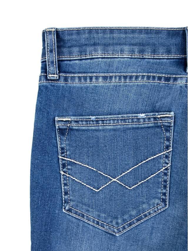 Spodnie jeansowe damskie CONTE ELEGANT 756/4909М, r.170-102, niebieski - 7