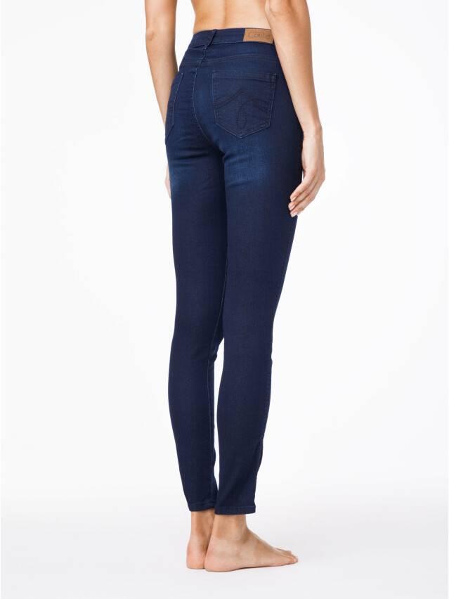 Spodnie denim CONTE ELEGANT CON-82, r.170-90, ciemnoniebieski - 2