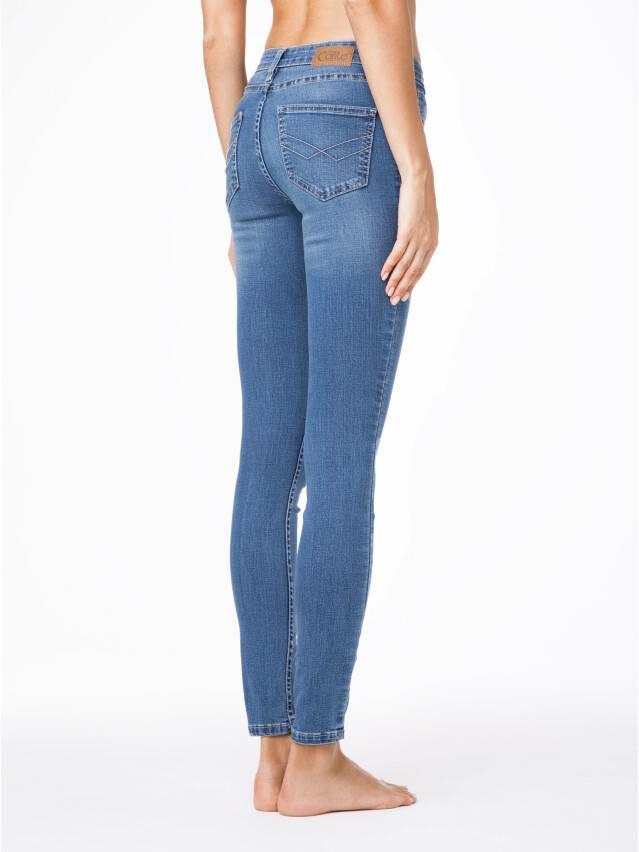 Jeansy modelujące Skinny w średnim kroju 4640/4915L 2