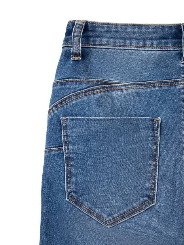 Spodnie denim CONTE ELEGANT CON-41, r.164-94, granatowy - 7