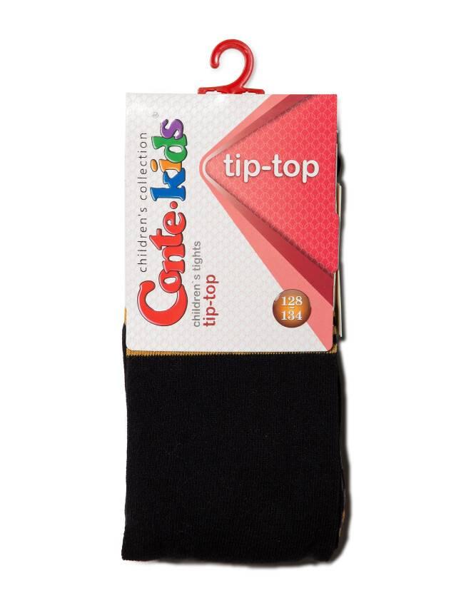 Колготки детские TIP-TOP, р.116-122 , 452 черный - 2