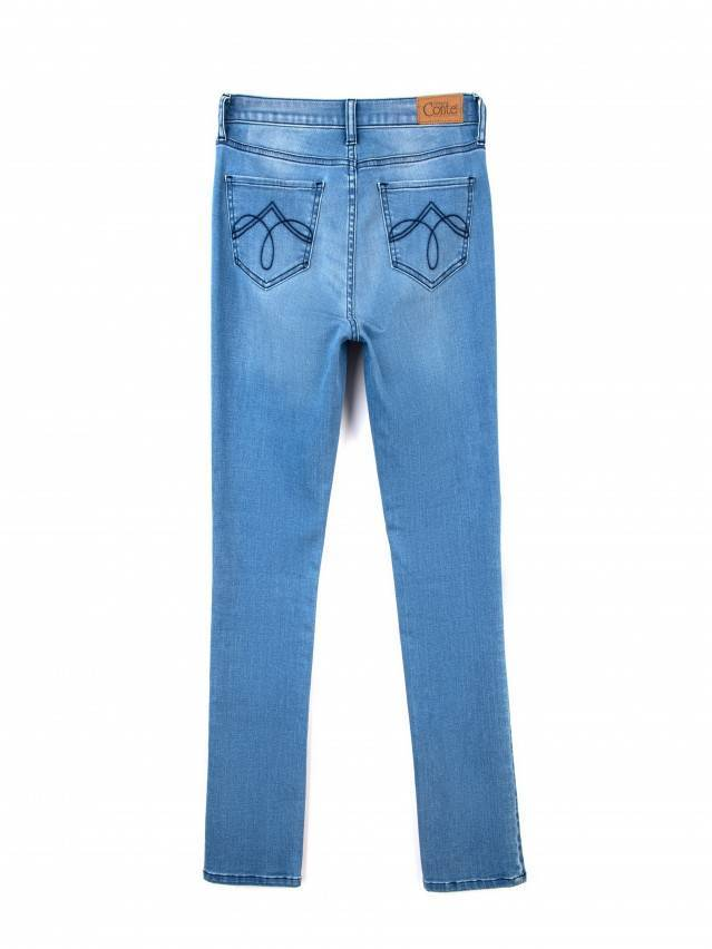 Spodnie denim CONTE ELEGANT CON-47, r.164-90, ciemnoniebieski - 4