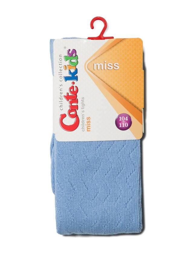 Rajstopy dla dzieci MISS, r.92-98 (14),268 błękitny - 2