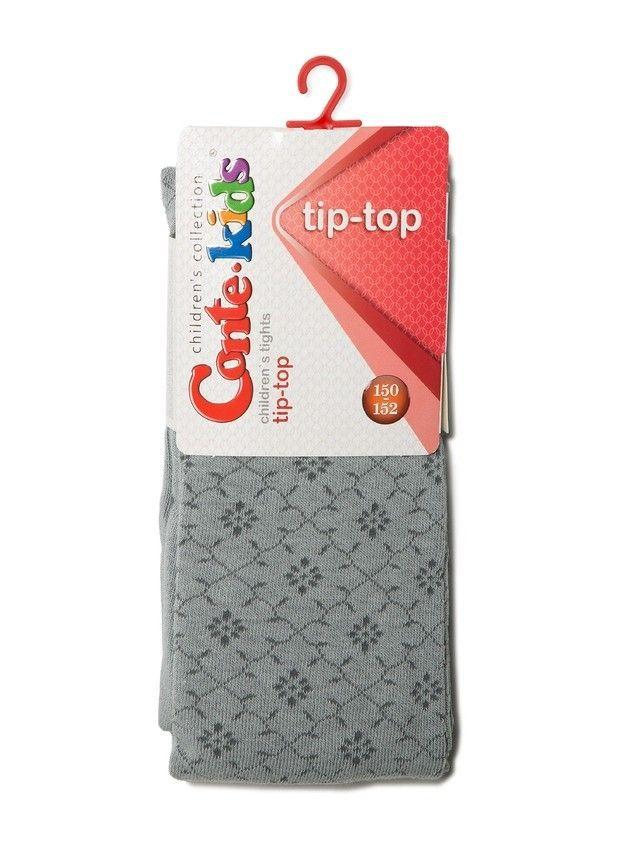 Rajstopy dla dzieci TIP-TOP, r.150-152 (22),413 szary - 1
