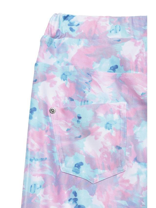 Legginsy damskie ASTER, r.164-102, pink-white - 4