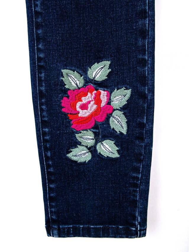 Spodnie denim CONTE ELEGANT CON-53, r.170-94, ciemnoniebieski - 10