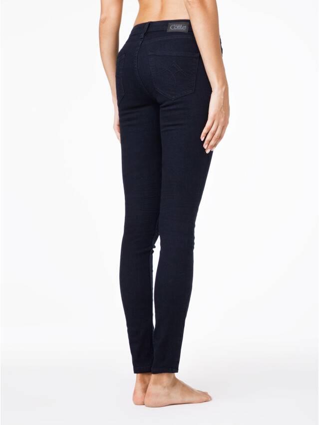 Spodnie jeansowe damskie CONTE ELEGANT 623-100R, r. 170-102, ciemnoniebieski - 2