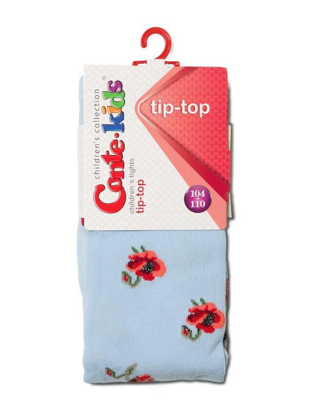 Rajstopy dla dzieci TIP-TOP (7С-78СП),r. 104-110 (16),410 błękitny - 1
