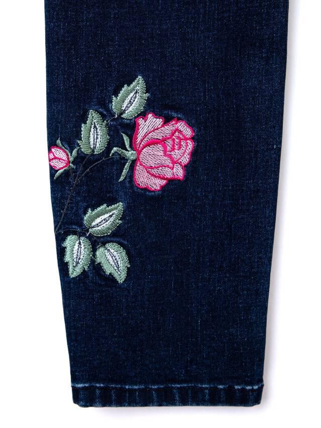 Spodnie denim CONTE ELEGANT CON-53, r.170-94, ciemnoniebieski - 9