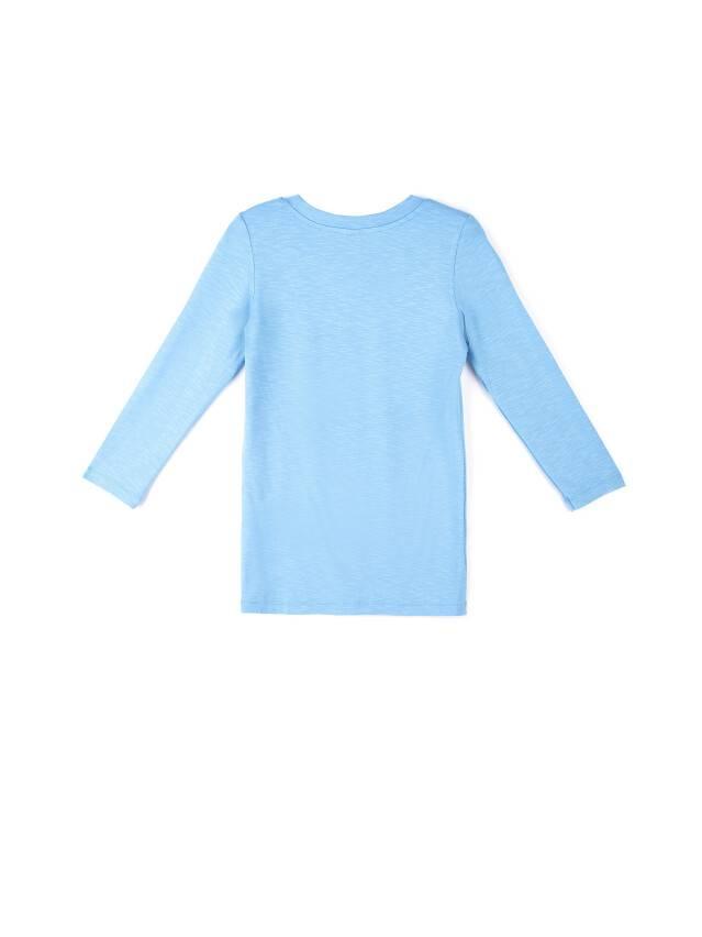Bluzka LD 478, r. 158,164-84, błękitny - 3