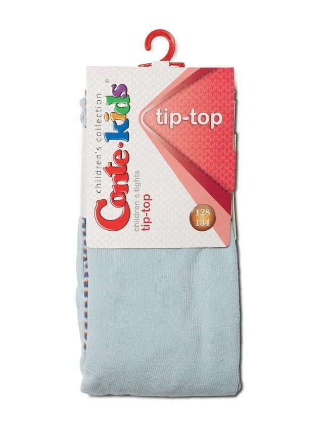 Rajstopy dla dzieci CONTE-KIDS TIP-TOP, r.128-134 (20),451 jasnobłękitny - 2