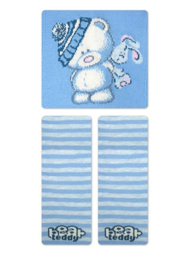 Rajstopy dziecięce TIP-TOP, r.62-74 (12),331 błękitny - 4