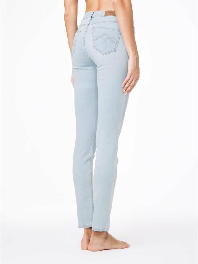 Spodnie denim CONTE ELEGANT CON-45, r.164-90, błękitny - 2