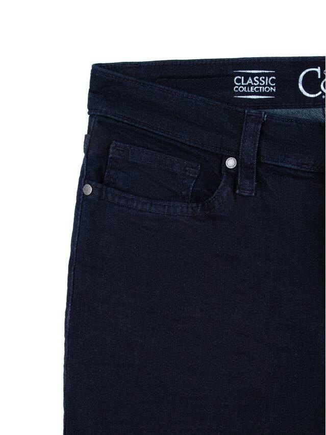 Spodnie jeansowe damskie CONTE ELEGANT 623-100R, r. 170-102, ciemnoniebieski - 6