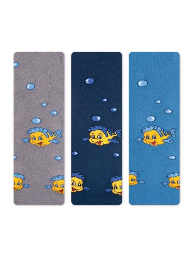 Rajstopy dla dzieci. SOF-TIKI 7С-38СП, r.80-86 (14),236 błękitny - 1