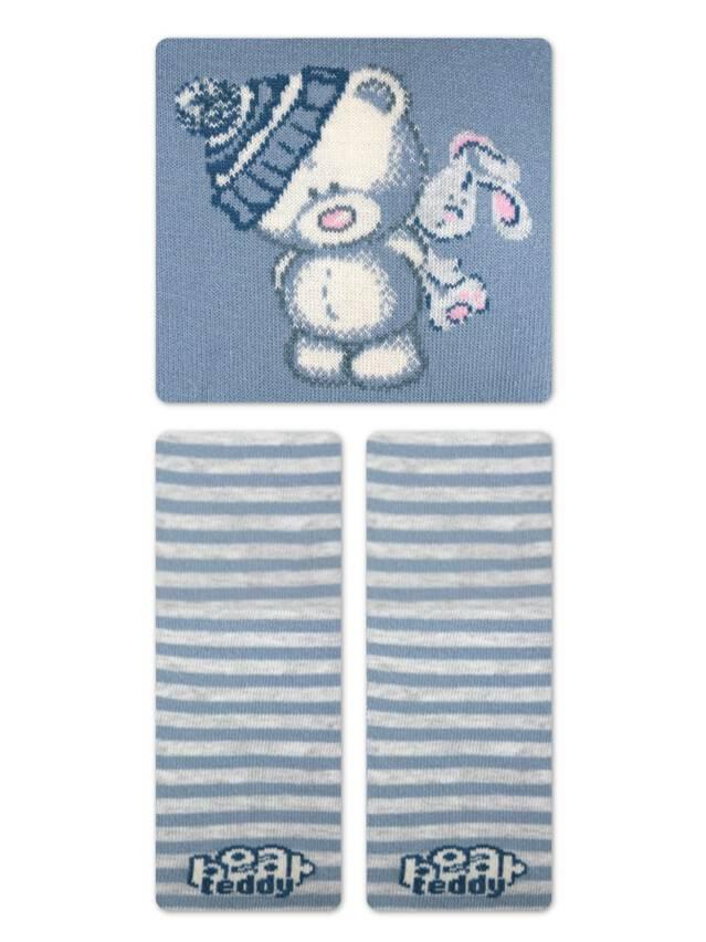 Rajstopy dziecięce TIP-TOP, r.62-74 (12),331 jasny jeans - 1