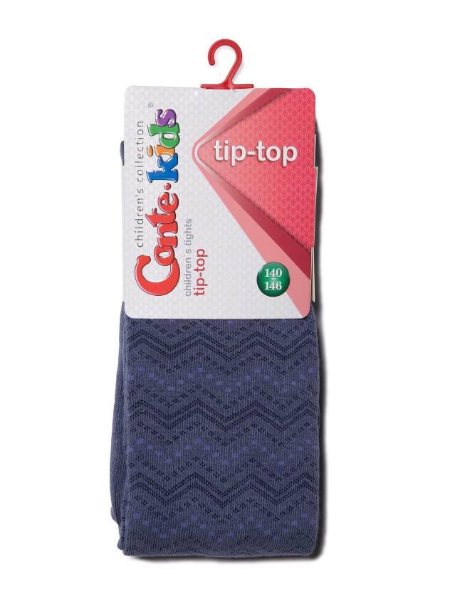 Rajstopy dla dzieci TIP-TOP, r. 150-152 (22),351 ciemny jeans - 2