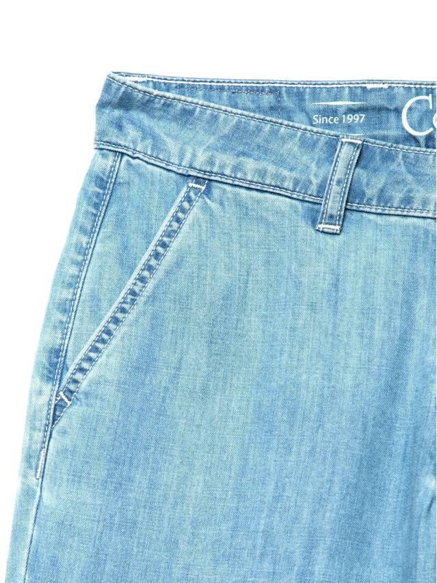 Spodnie denim CONTE ELEGANT CON-140, r.170-102, bleach blue - 6