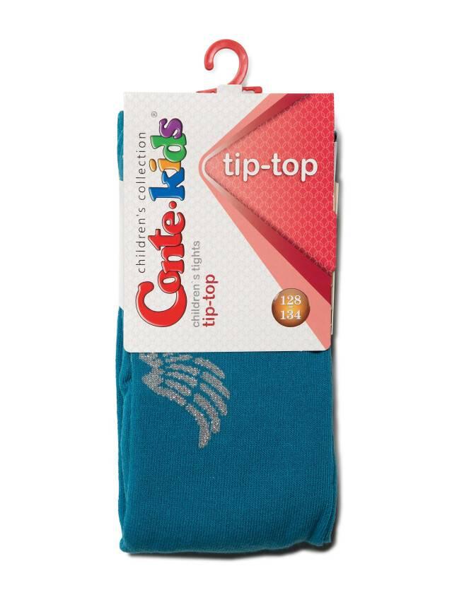 Rajstopy dla dzieci TIP-TOP (7С-78СП),r. 128-134 (20),411 turkusowy - 3