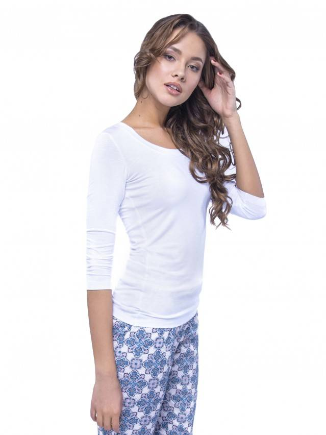 Bluzka LD 478, r. 170,176-92, biały - 2