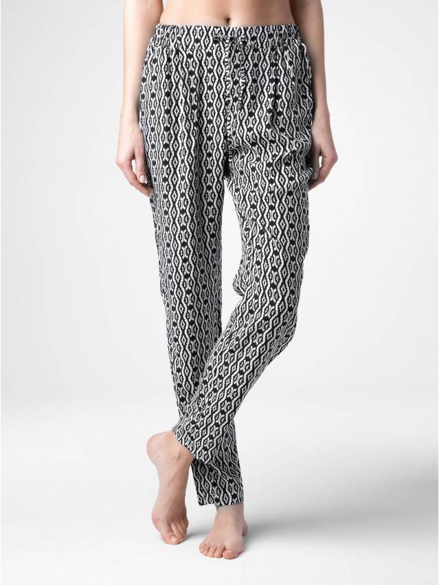 Spodnie damskie LETICIA, r. 164-68-96, black - 1