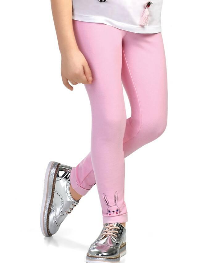 Legginsy dla dziewczynek CONTE ELEGANT FLUFFY, r.104,110-56, pink - 3