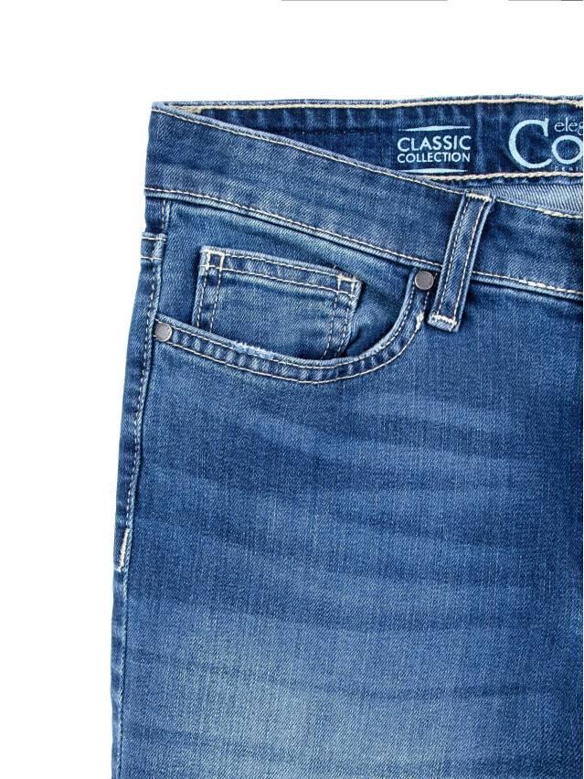 Spodnie jeansowe damskie CONTE ELEGANT 756/4909М, r.170-102, niebieski - 6